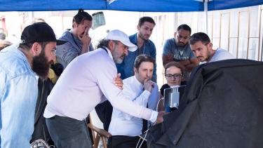 İlker Ayrık, yönetmen koltuğuna geçti!