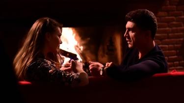 Karlar Altında Romantizm