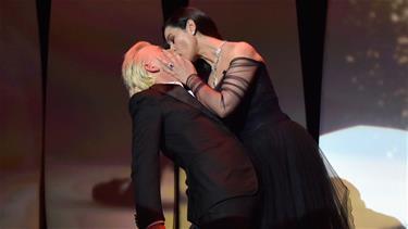 70. Cannes Film Festivali açılışına Monica Bellucci damgası