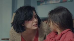'Senin adın Melek, sen benim kızımsın!'