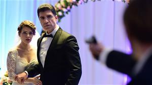Büyük düğünde beklenmeyen olay!