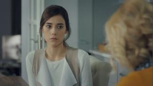 Zeynep ve Cahide'nin duygusal konuşması!