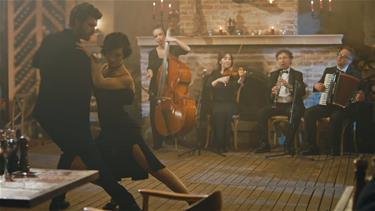 Sühan ve Cesurdan muhteşem tango!