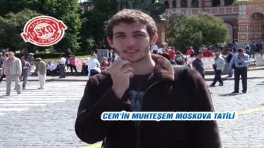 Pasaport Moskova'da!