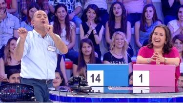 Var mısınız Yok musunuzun 1.Bölüm yarışmacısı Bayram, söylediği şarkıyla herkesi kahkahalara boğdu!