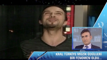 Geçmişten günümüze Kral Türkiye Müzik Ödülleri