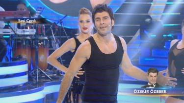 Özgür Özberk'in Davut Güloğlu canlandırması