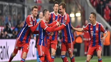 Bayern Münih - Shakhtar Donetsk (2014-2015 2. Tur Maçları)