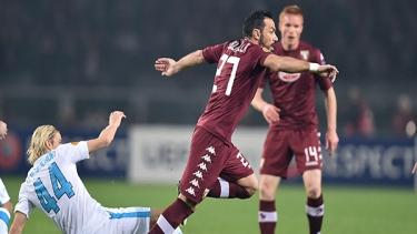 Torino - Zenit (2014-2015 3. Tur Maçları)