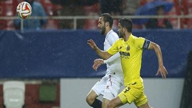 Sevilla - Villarreal (2014-2015 3. Tur Maçları)
