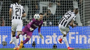 Juventus - Monaco (2014 - 2015 Çeyrek Final Maçı)