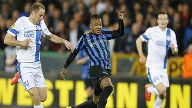 Club Brugge - Dnipro (2014-2015 Çeyrek Final Maçları)