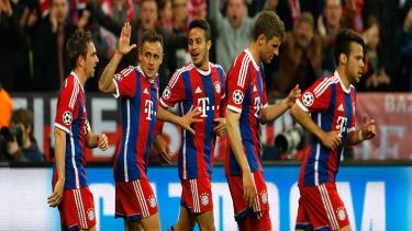 Bayern Münih - Porto (2014 - 2015 Çeyrek Final Maçı)