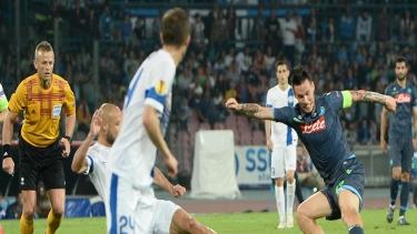 Napoli - Dnipro (2014-2015 Yarı Final Maçları)