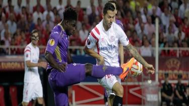 Sevilla - Fiorentina (2014-2015 Yarı Final Maçları)