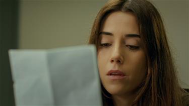 Turnadan Zeynepe duygusal mektup!