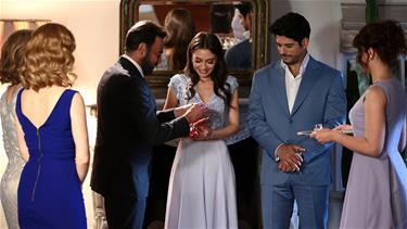 Nihan ve Kemal nişanlanıyor