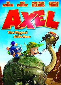 Axel: Minik Dev Kahraman