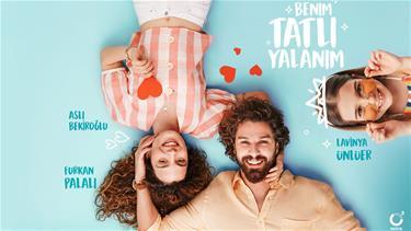"""En """"Tatlı"""" Aşk Posteri"""