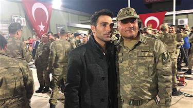 'Söz' Dizisinden Mehmetçiğe Destek!