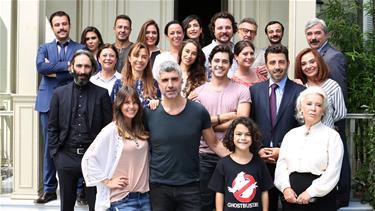 İstanbullu Gelin Sete Çıktı!