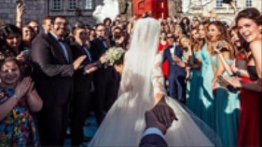 Instagram'ın ünlü çifti evlendi!