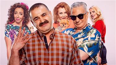 Erman Kuzu geri dönüyor! İşte Türk Malı Aile Komedisi karakter kartları!