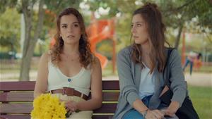 Suna ile Aylin'in karşılaşması