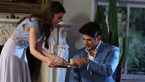 Kemal, Nihan'ı istemeye gidiyor