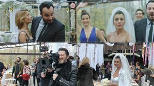 Final bölümünden çok özel kamera arkası görüntüleri!
