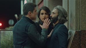 Faruk, Adem'le yüzleşiyor