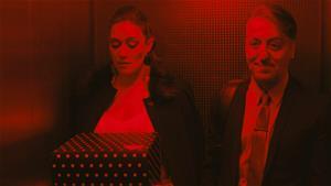 Ceyda ve Kıraç Asansörde Mahsur Kaldı