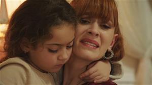 Yasemin ve kızının duygu dolu anları!