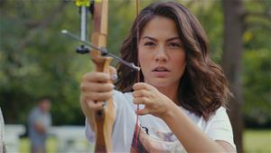 'Bu hikayenin Artemis'i benim!'
