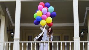 'Sen yeter ki balonlarını bir daha hiç kaybetme!'