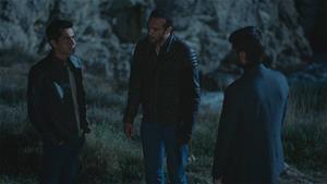 Hasan, Ali Kemal ve Murat'ın yüzleşmesi!