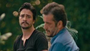 Murat ve Ahmet'in duygusal anları