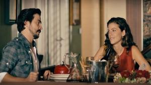 Ahmet ve Feride 3 günlerini kutluyorlar...
