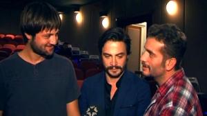 'Bu dizide hikaye başrolde!' Ahmet, Murat ve Sadi'yle çok özel röportaj için TIKLAYIN!