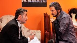 Ahmet ve Murat'tan İngilizce replikler...