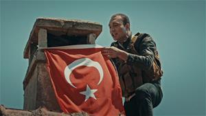Keşanlı ve arkadaşları 'Türkün asker olduğunu, dünyalara duyurdu!'