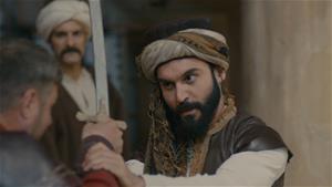 Sultan Mahmut'un yeniçerilerle nefes kesen dövüş sahnesi!