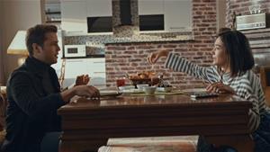 Yavuz ve Bahar'ın romantik kahvaltısı!