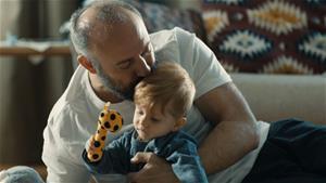 'Hayattaki ilk vazifem iyi bir baba olmak'