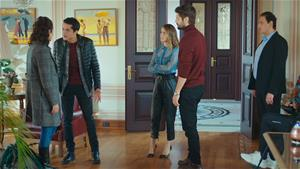 Hasan, Akça ve Ali Kemal'e hesap soruyor!