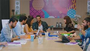 Sanem'in ilk reklam yazarlığı deneyimi!