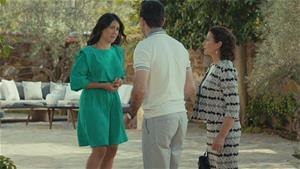 Halise, Elvan'dan özür dilemeye geliyor!