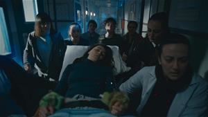 Derya hastaneye kaldırılıyor