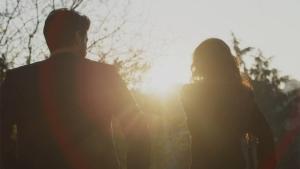 Nihan ve Kemal parkta buluşuyor