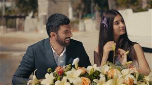 Mavi ve Sancar Evleniyor